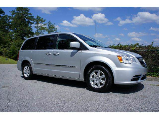2012 Chrysler Town and Country for sale at AUTO BENZ USA in Fort Lauderdale FL