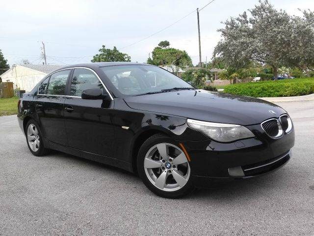 2008 BMW 5 Series for sale at AUTO BENZ USA in Fort Lauderdale FL