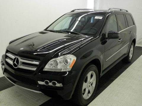 2011 Mercedes-Benz GL-Class for sale at AUTO BENZ USA in Fort Lauderdale FL