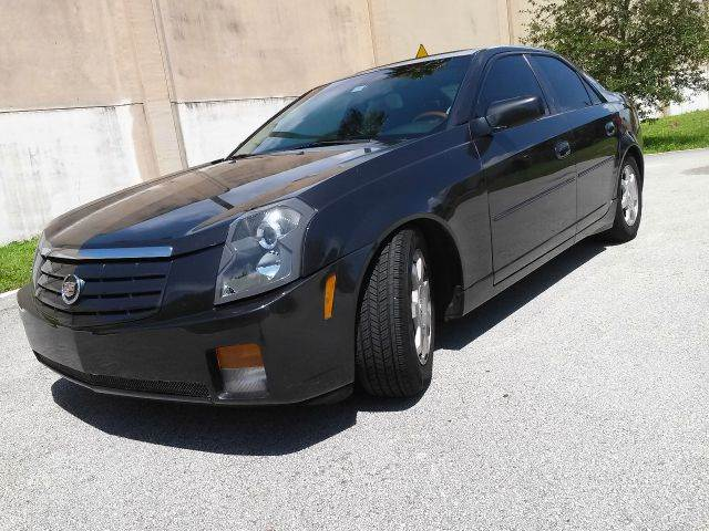 2005 Cadillac CTS for sale at AUTO BENZ USA in Fort Lauderdale FL
