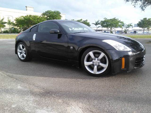 2006 Nissan 350Z for sale at AUTO BENZ USA in Fort Lauderdale FL