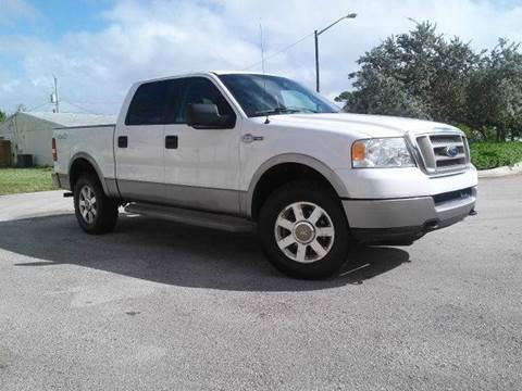 2005 Ford F-150 for sale at AUTO BENZ USA in Fort Lauderdale FL