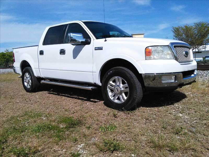 2004 Ford F-150 for sale at AUTO BENZ USA in Fort Lauderdale FL