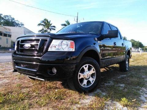 2007 Ford F-150 for sale at AUTO BENZ USA in Fort Lauderdale FL