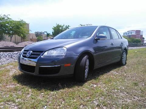 2009 Volkswagen Jetta for sale at AUTO BENZ USA in Fort Lauderdale FL
