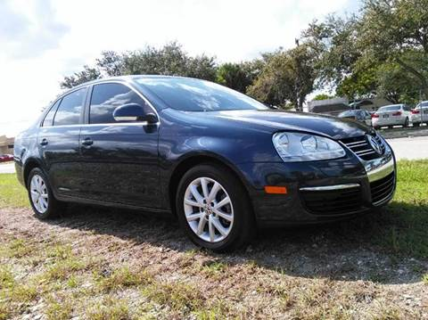 2010 Volkswagen Jetta for sale at AUTO BENZ USA in Fort Lauderdale FL