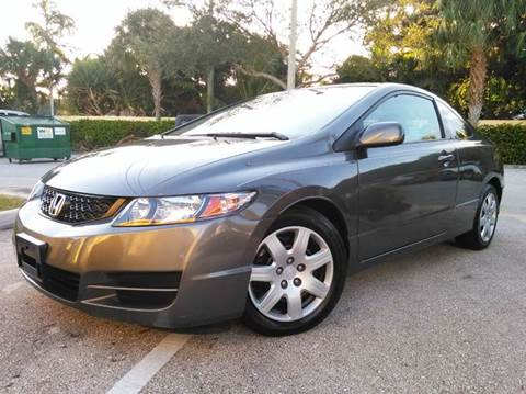 2011 Honda Civic for sale at AUTO BENZ USA in Fort Lauderdale FL