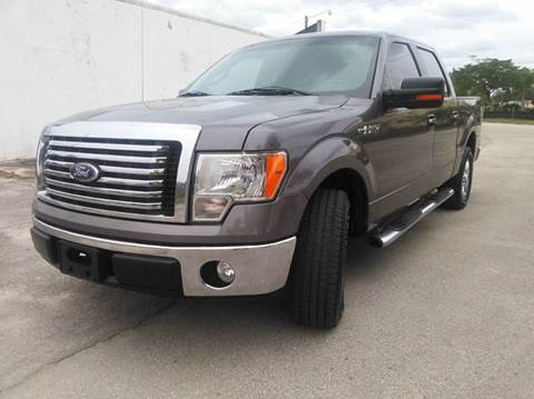 2010 Ford F-150 for sale at AUTO BENZ USA in Fort Lauderdale FL