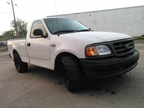 2002 Ford F-150 for sale at AUTO BENZ USA in Fort Lauderdale FL