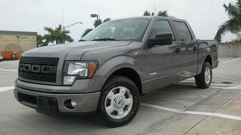 2014 Ford F-150 for sale at AUTO BENZ USA in Fort Lauderdale FL