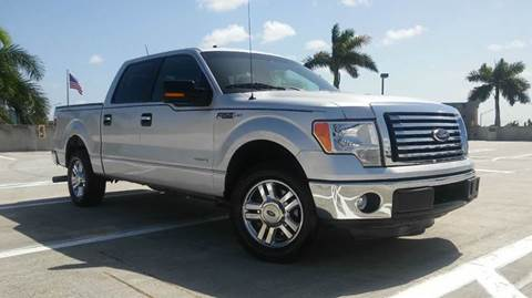 2011 Ford F-150 for sale at AUTO BENZ USA in Fort Lauderdale FL