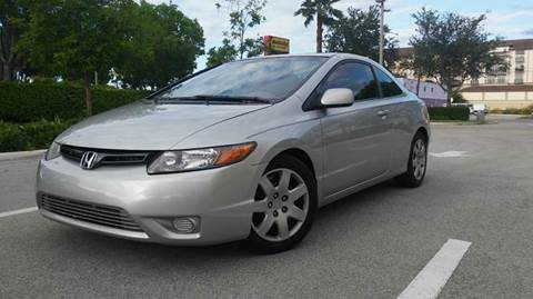 2008 Honda Civic for sale at AUTO BENZ USA in Fort Lauderdale FL