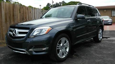 2014 Mercedes-Benz GLK for sale at AUTO BENZ USA in Fort Lauderdale FL