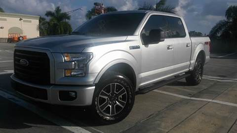 2015 Ford F-150 for sale at AUTO BENZ USA in Fort Lauderdale FL