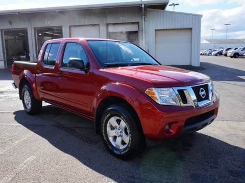 2012 Nissan Frontier for sale at AUTO BENZ USA in Fort Lauderdale FL
