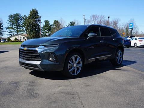 2019 Chevrolet Blazer for sale in Grass Lake, MI