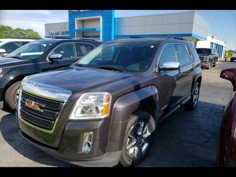 2015 GMC Terrain for sale in Grass Lake, MI