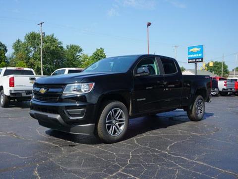 2020 Chevrolet Colorado for sale in Grass Lake, MI