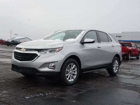 2020 Chevrolet Equinox for sale in Grass Lake, MI