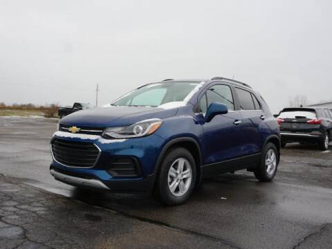 2020 Chevrolet Trax for sale in Grass Lake, MI