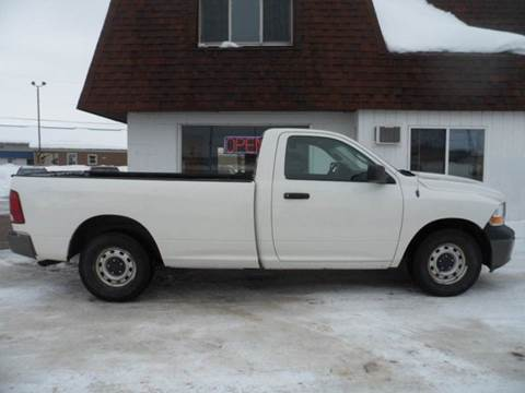 2009 Dodge Ram Pickup 1500 for sale at Paul Oman's Westside Auto Sales in Chippewa Falls WI