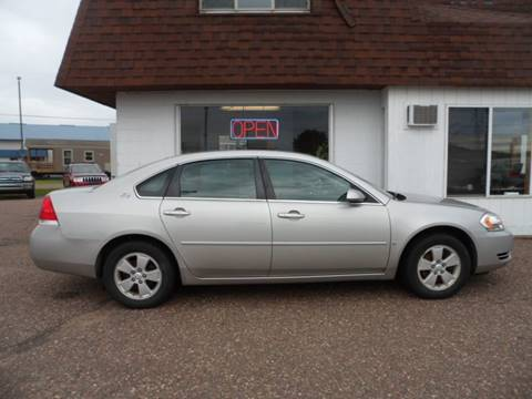 2007 Chevrolet Impala for sale in Chippewa Falls, WI