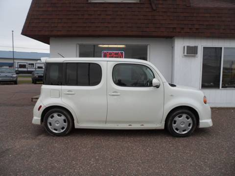 2009 Nissan cube for sale in Chippewa Falls, WI