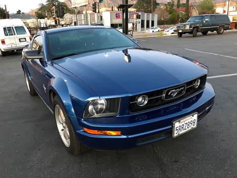 2006 Ford Mustang for sale in Tujunga, CA