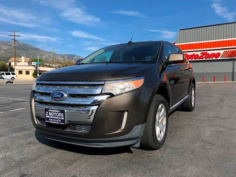 2011 Ford Edge for sale in Tujunga, CA