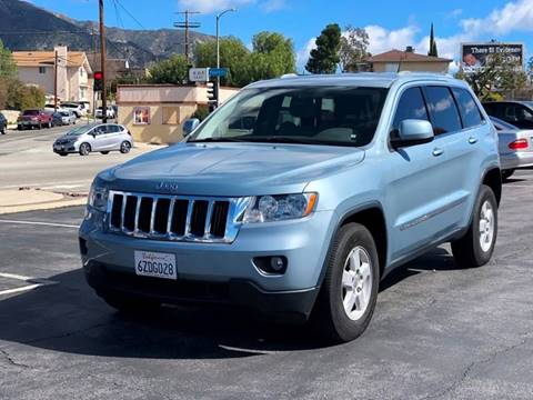 2012 Jeep Grand Cherokee for sale in Tujunga, CA