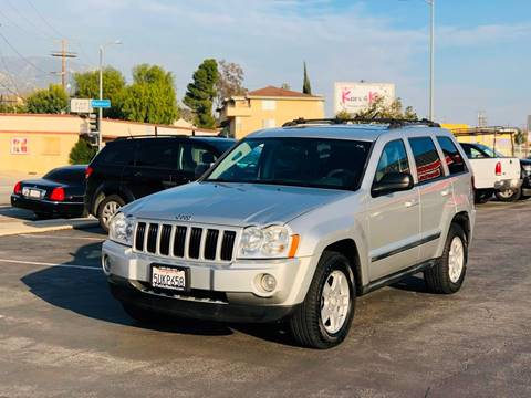 2007 Jeep Grand Cherokee for sale in Tujunga, CA