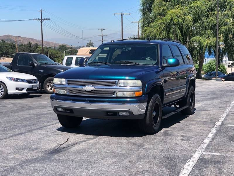 2005 Chevrolet Tahoe Z71 4wd 4dr Suv In Tujunga Ca Z