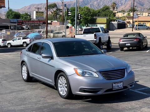 2014 Chrysler 200 for sale in Tujunga, CA
