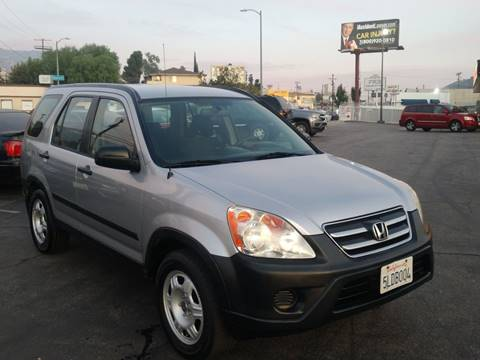 2005 Honda CR-V for sale in Tujunga, CA