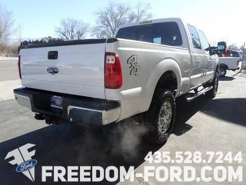2015 ford f-350 super duty lariat in gunnison ut - freedom ford inc