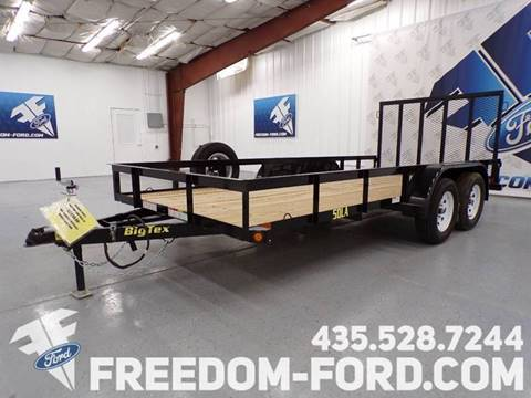 Freedom Ford Gunnison Utah >> Trailers For Sale In Gunnison Ut Freedom Ford Inc