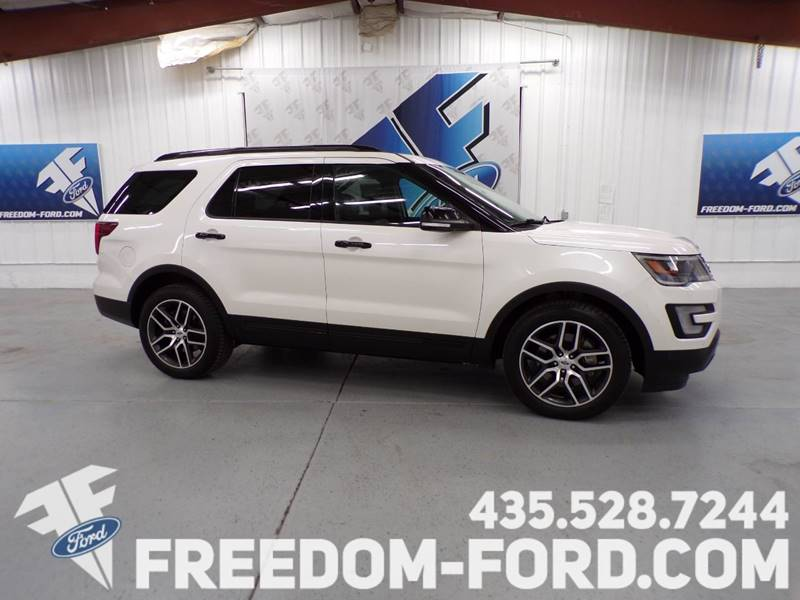 Freedom Ford Gunnison Utah >> Freedom Ford Inc Car Dealer In Gunnison Ut