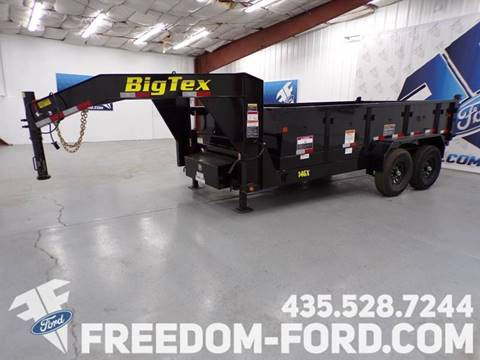 2020 Utility Trailer 14GX-14BK for sale at Freedom Ford Inc in Gunnison UT