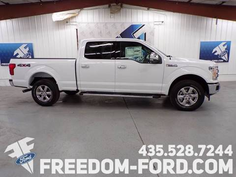 2020 Ford F-150 for sale at Freedom Ford Inc in Gunnison UT