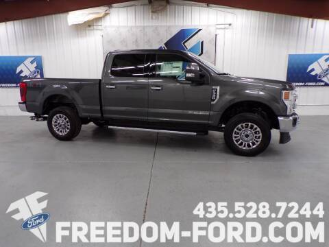 2020 Ford F-350 Super Duty for sale at Freedom Ford Inc in Gunnison UT
