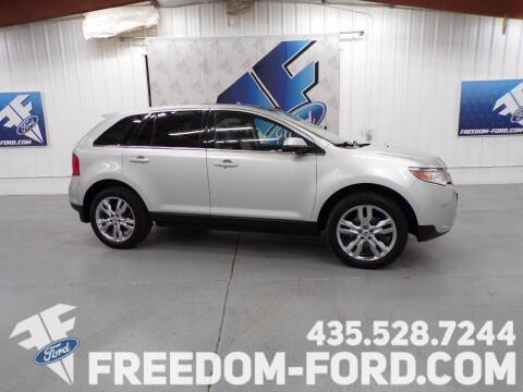 2011 Ford Edge for sale at Freedom Ford Inc in Gunnison UT