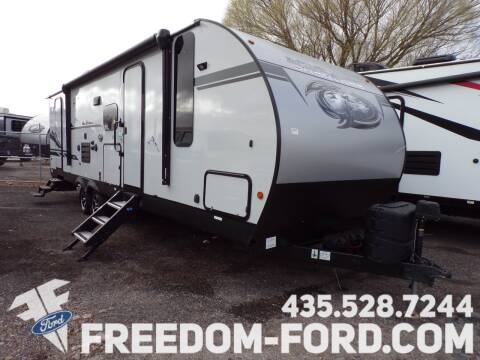 2021 Forest River Cherokee Black Label 274DBH for sale at Freedom Ford Inc in Gunnison UT
