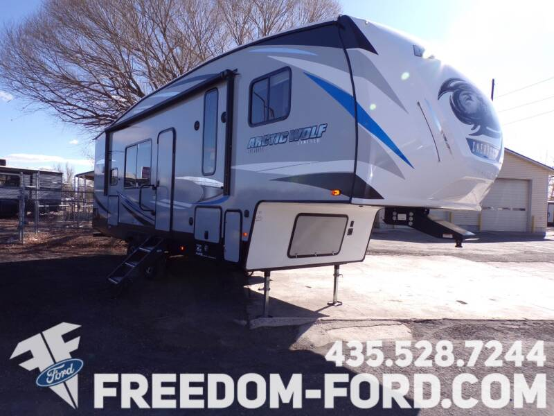 2021 Forest River Arctic Wolf 271RK for sale at Freedom Ford Inc in Gunnison UT