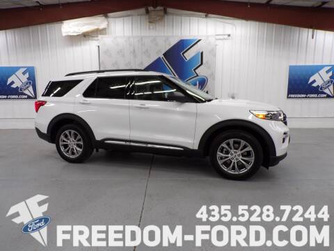 2020 Ford Explorer for sale at Freedom Ford Inc in Gunnison UT