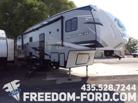 2021 Forest River Cherokee Arctic Wolf 287BH for sale at Freedom Ford Inc in Gunnison UT