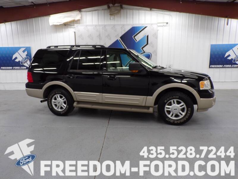 2006 Ford Expedition for sale at Freedom Ford Inc in Gunnison UT