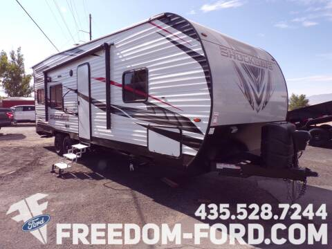 2021 Forest River Shockwave 24RQMX for sale at Freedom Ford Inc in Gunnison UT
