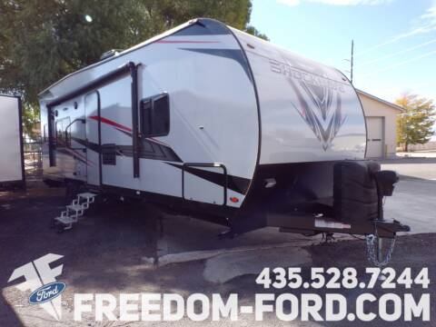 2021 Forest River Shockwave 25RQGMX for sale at Freedom Ford Inc in Gunnison UT