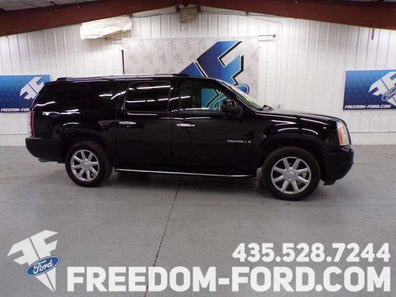 2008 GMC Yukon XL for sale at Freedom Ford Inc in Gunnison UT