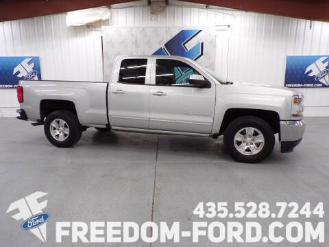 2019 Chevrolet Silverado 1500 LD for sale at Freedom Ford Inc in Gunnison UT